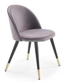 Krzesło K315 - ciemny popiel