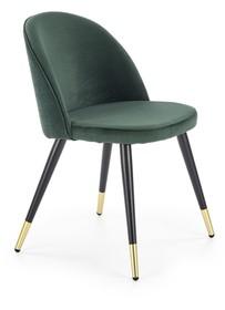 Krzesło K315 - ciemny zielony