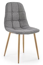 Krzesło K316 - popiel/dąb miodowy