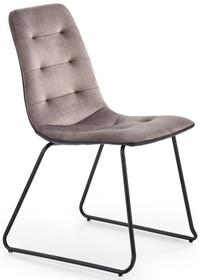 Krzesło K321 - popielaty