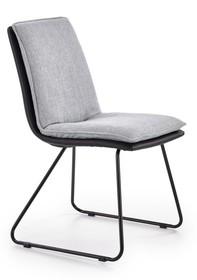 Krzesło K326 - jasny popiel