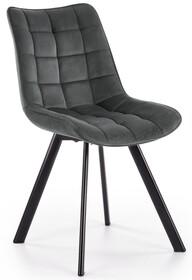 Krzesło K332 - ciemny popiel
