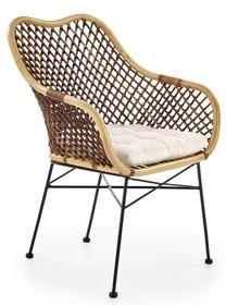 Krzesło K336 - rattan naturalny