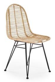 Krzesło K337 - rattan naturalny