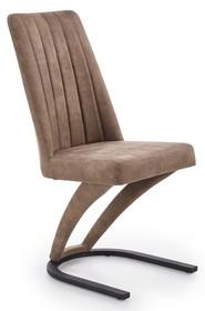 Krzesło K338 - brązowy