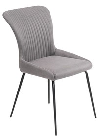 Krzesło K341 - popielaty