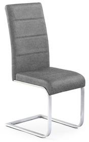 K351 krzesło popielaty