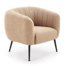 Fotel wypoczynkowy LUSSO - beżowy