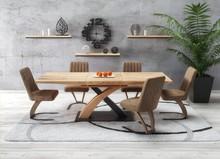 Stół rozkładany SANDOR 3 160x90