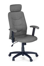 Fotel biurowy STILO 2 - ciemny popielaty