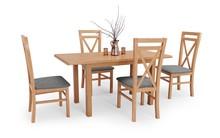 Stół rozkładany DINNER 120x68 - dąb craft