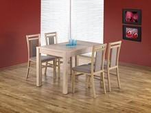 Stół rozkładany MAURYCY 118x75 - dąb sonoma