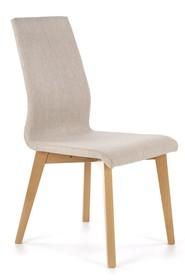 Krzesło FOCUS - dąb miodowy / tap: Inari 22
