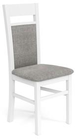 Krzesło GERARD 2 - biały/tap. Inari 91