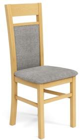 Krzesło GERARD 2 - dąb miodowy/tap. Inari 91
