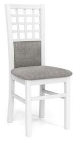 Krzesło GERARD 3 - biały/tap. Inari 91