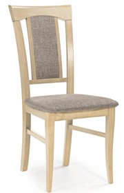 Krzesło KONRAD - dąb sonoma/tap. Inari 23