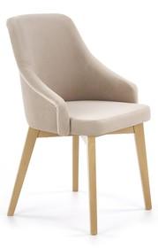 Krzesło TOLEDO 2 - dąb miodowy/Solo 252
