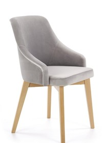 Krzesło TOLEDO 2 - dąb miodowy/Solo 265