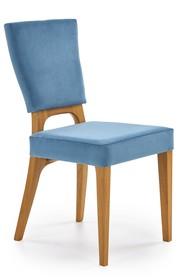 Krzesło WENANTY - dąb miodowy / morski