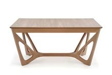 Stół rozkładany WENANTY 160x100 - orzech amerykański