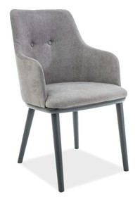 Krzesło FLIP - szary