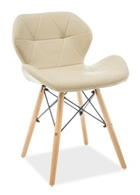 Krzesło MATIAS - cappuccino