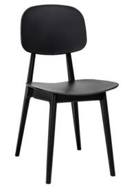 Krzesło ANDY - czarny