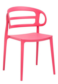 Krzesło MARCUS - czerwony