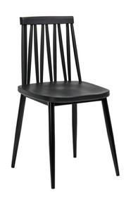 Krzesło TRAK - czarny