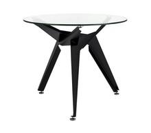 Stół CRAB 90 - czarny