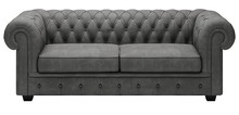 Sofa MANCHESTER 3 - skóra naturalna