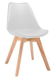 Krzesło NORDIC - jasny szary