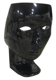 Fotel NEMO FACE CHAIR - czarny