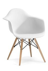 Fotel DAW - biały