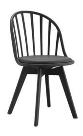Krzesło ALBERT - czarny