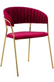 Krzesło MARGO - burgund