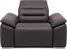 Fotel Impressione z funkcją relaksu manualnego - Etap Sofa