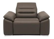 Fotel 1.5-osobowy Impressione z funkcją relaksu manualnego - Etap Sofa
