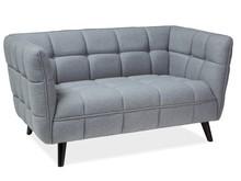 Sofa CASTELLO 2 - jasny szary Lira 09