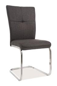Krzesło H-190 - grafitowy