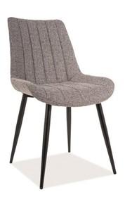 Krzesło ZOOM - szary