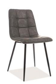 Krzesło LOOK - szary