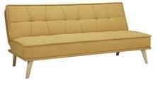 Sofa rozkładana URBAN - curry