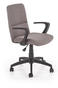 Fotel biurowy INGO - popielaty