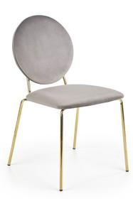 Krzesło K363 -  popielaty