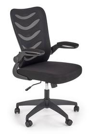 Fotel biurowy LOVREN - czarny