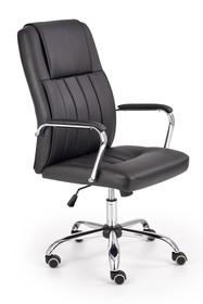 Fotel gabinetowy SANTOS - czarny