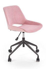 Fotel młodzieżowy SCORPIO - jasny różowy