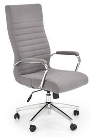 Fotel gabinetowy VETTEL - popielaty